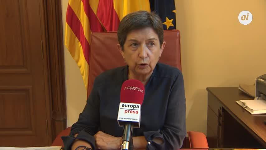 Cunillera, partidaria de indultar a los líderes independentistas