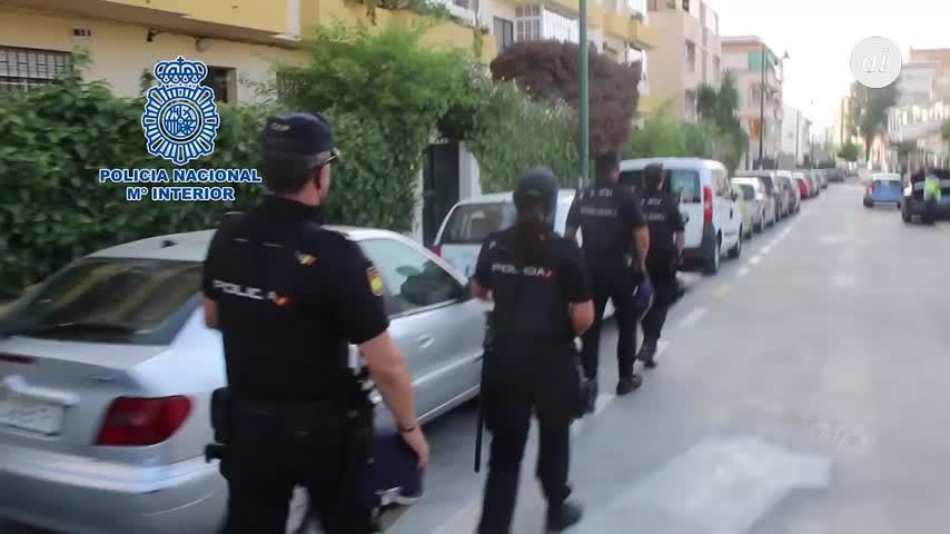 Quince detenidos por forzar a la prostitución a diez mujeres en Málaga
