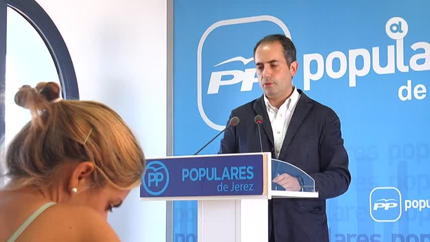 El PP pide a la Junta que ceda al Ayuntamiento el centro de FPO