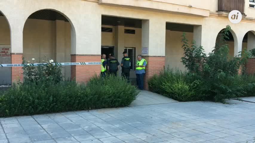 Fallece una mujer en Maracena supuestamente a manos de su pareja