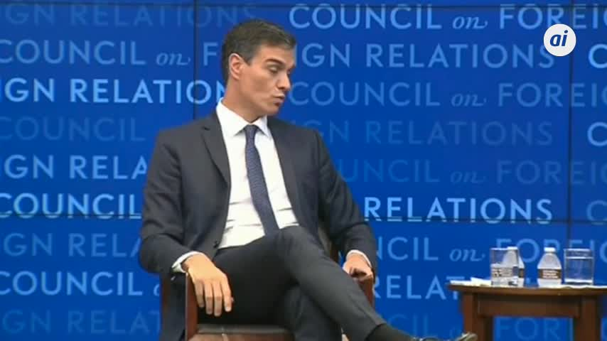 """Sánchez ve a su Gobierno """"fuerte"""" y descarta elecciones"""