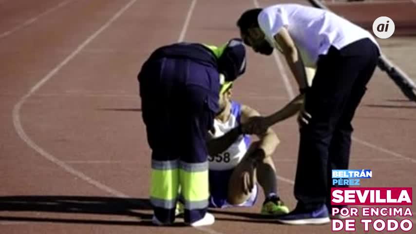 PP alerta de fuga de atletas por el estado de las pistas de San Pablo