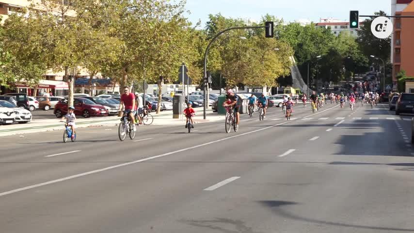 El Día de la Bicicleta se presta a apostar por los transportes limpios