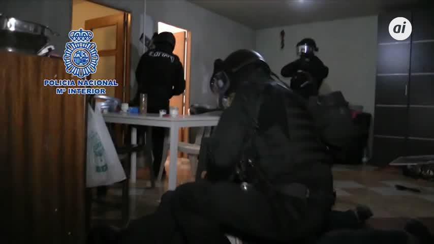 Liberan a tres mujeres prostituidas en Girona