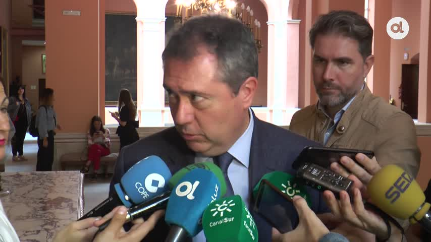 """El alcalde justifica el """"atasco puntual"""" en Torre Sevilla"""