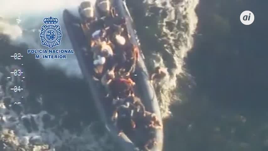 Cuatro detenidos por introducir a argelinos en España con narcolanchas