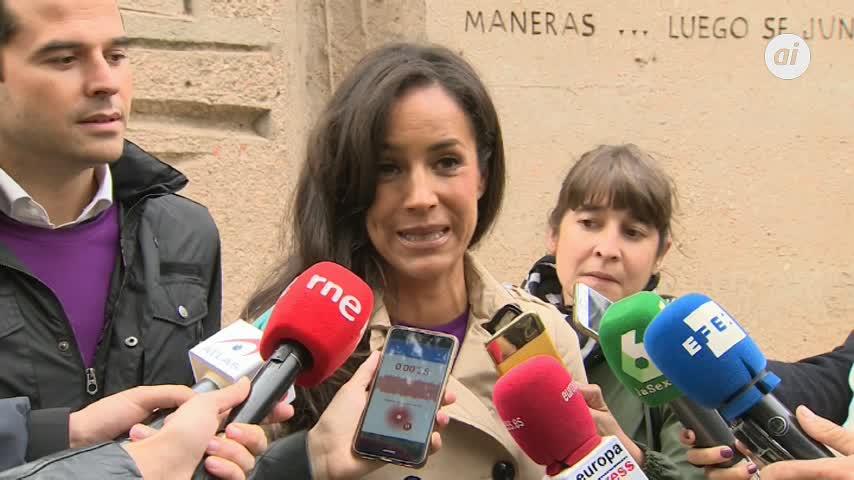 """Villacís (Cs) cree que """"Andalucía necesita oxígeno"""""""