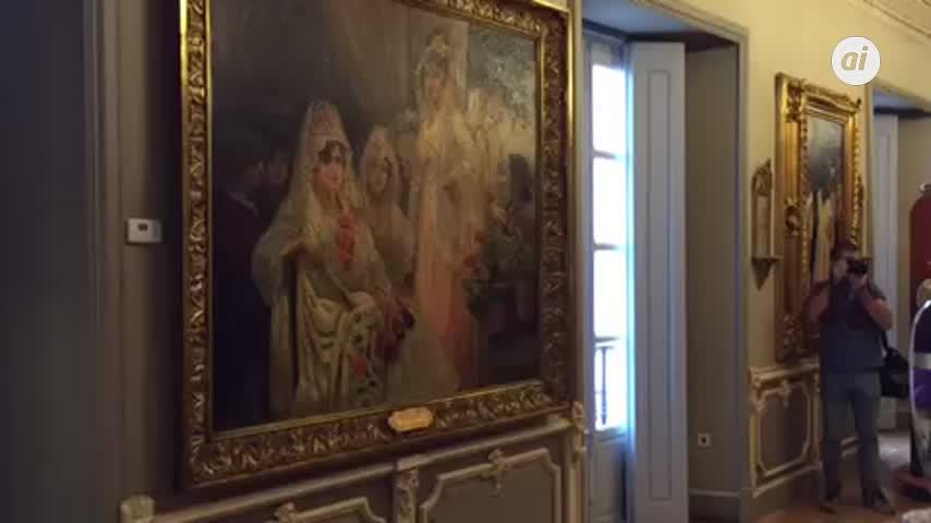 Más de 10.800 personas visitan la colección Bellver en Casa Fabiola