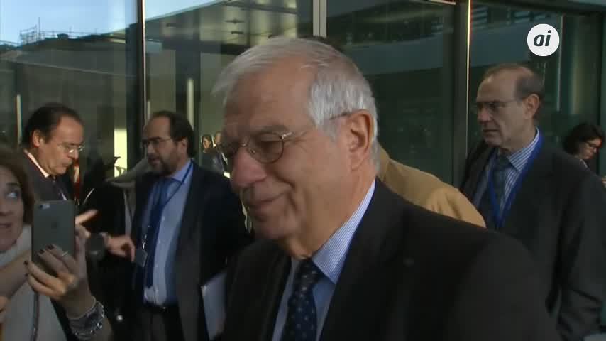 Borrell dice que protocolo de Gibraltar por el Brexit ya está pactado