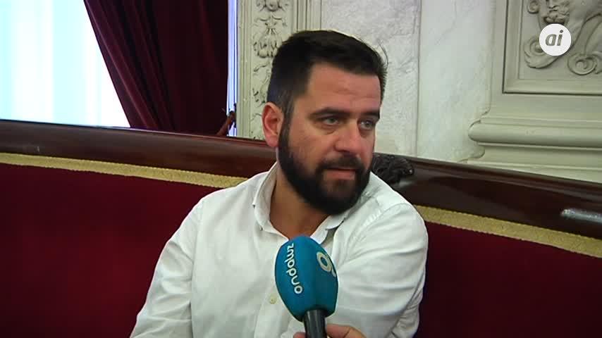 """""""José María González parece que ha estado de manera interina"""""""