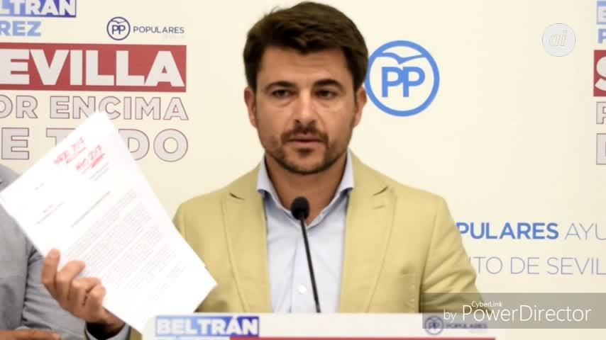 """El PP avisa de """"noches negras de botellón"""" en seis zonas de Sevilla"""