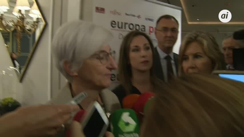 """Segarra pide que se """"deje trabajar con tranquilidad"""" a Fiscalía"""