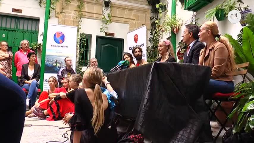 Niños daneses y de Jerez se asoman al mundo del flamenco
