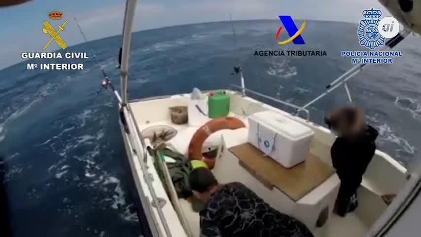Cae 'El Galopa', líder de una red de narcotráfico de Sanlúcar