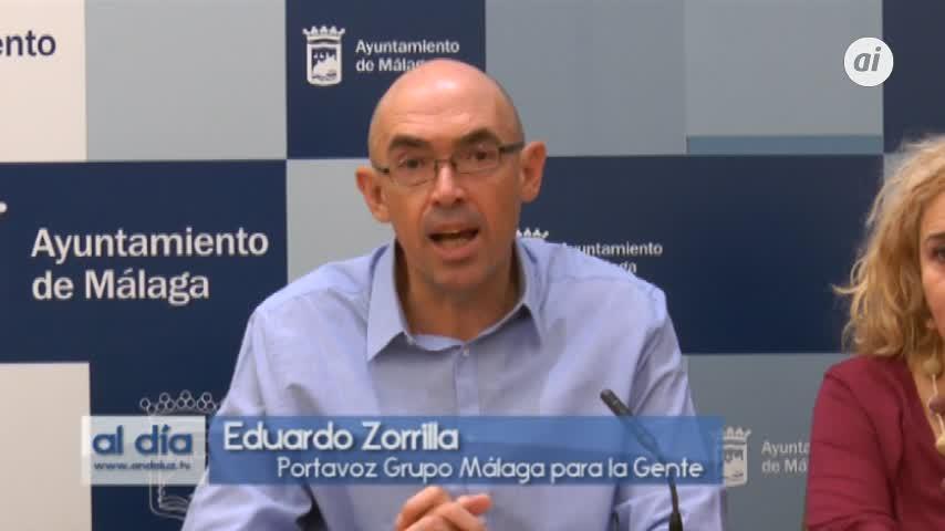 Málaga para la Gente pìde un plan de empleo con cinco millones