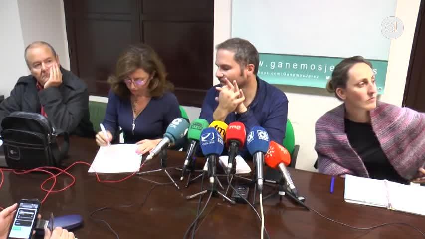 Ganemos no se suma a la alianza de Podemos e IU