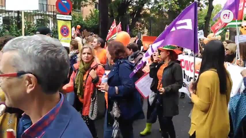 Éxito de la huelga en Servicios Sociales y Mujer según los sindicatos