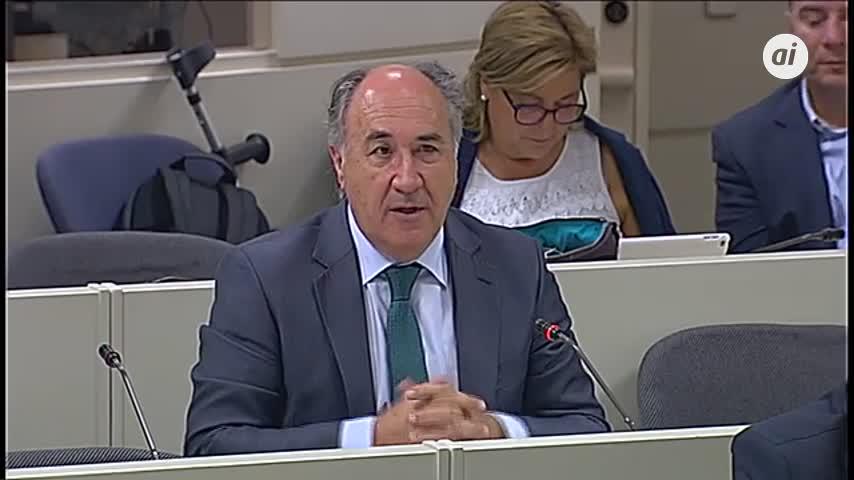 Landaluce reclama al Gobierno el gasto generado por la inmigración