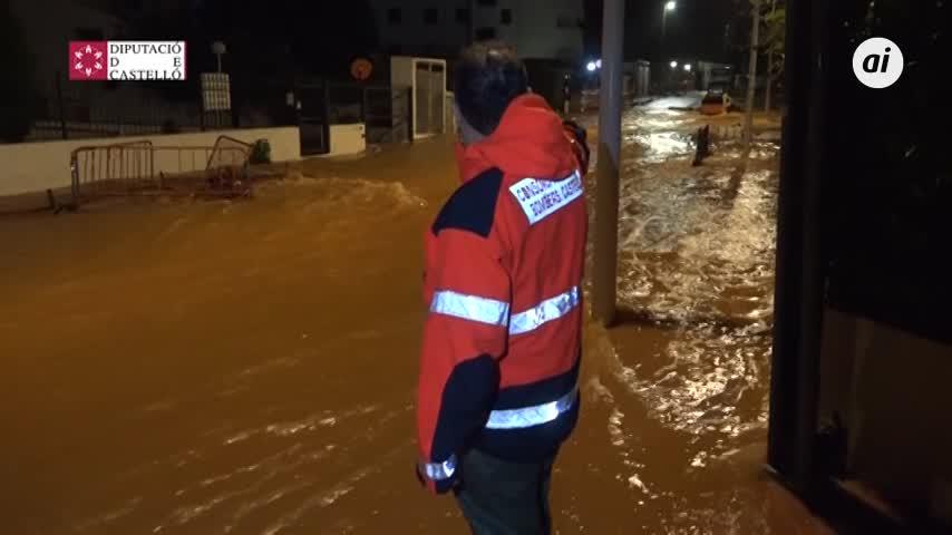 Mejora la situación en la Comunidad Valenciana tras caer 235 litros