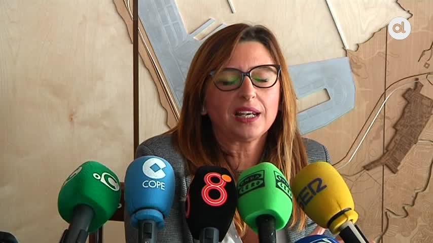 Zona Franca presenta un plan para facilitar los aparcamientos en Cádiz
