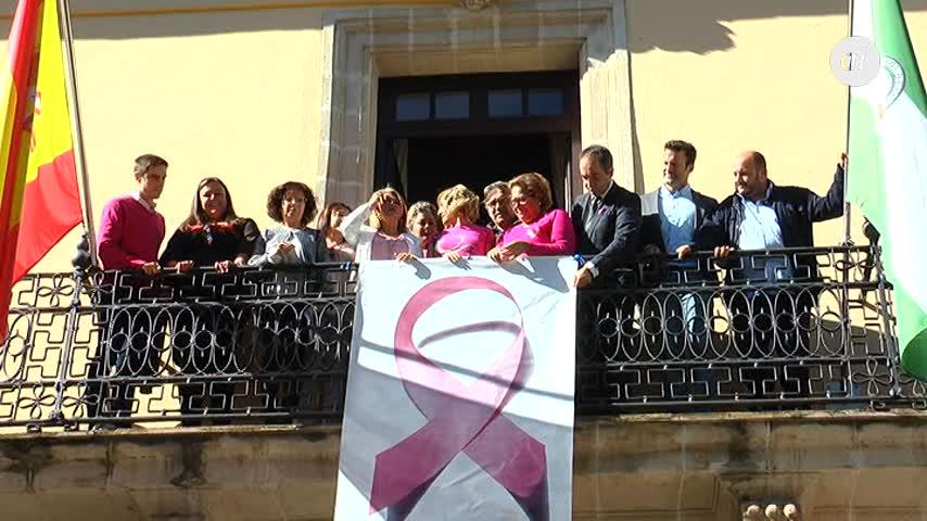Jerez se suma al Día contra el Cáncer de Mama