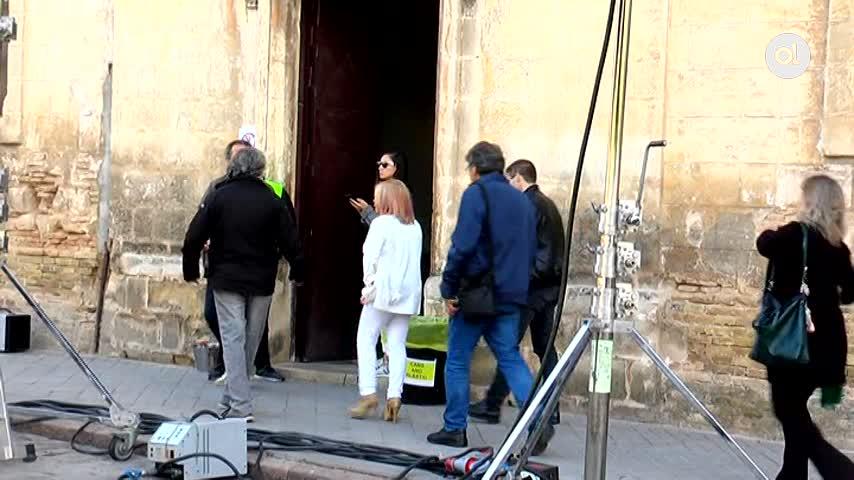 """""""Jerez era el lugar idóneo para la base de los rodajes en Andalucía"""""""