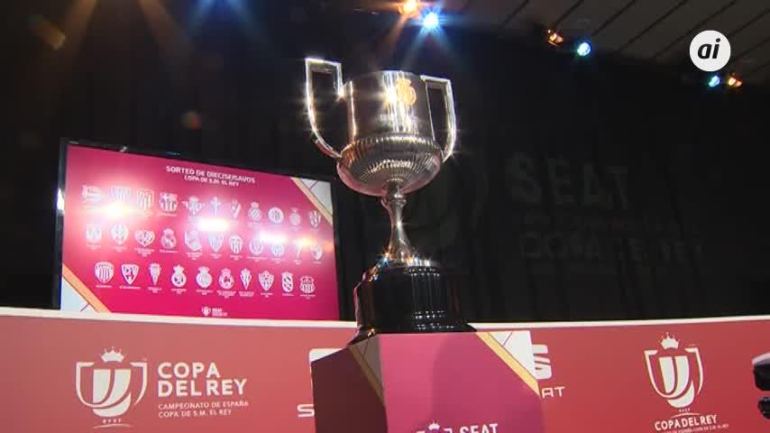 Cultural-Barcelona y Melilla-R.Madrid, en dieciseisavos de Copa