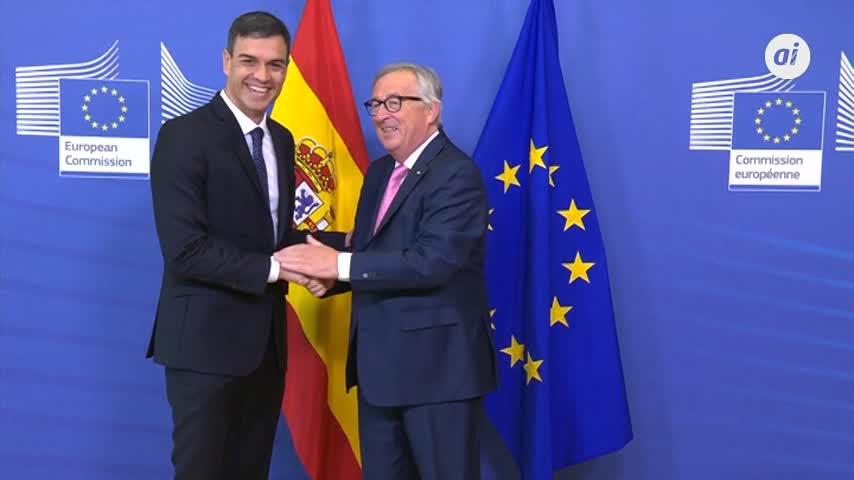 Bruselas advierte a Sánchez: puede incumplir la reducción de déficit