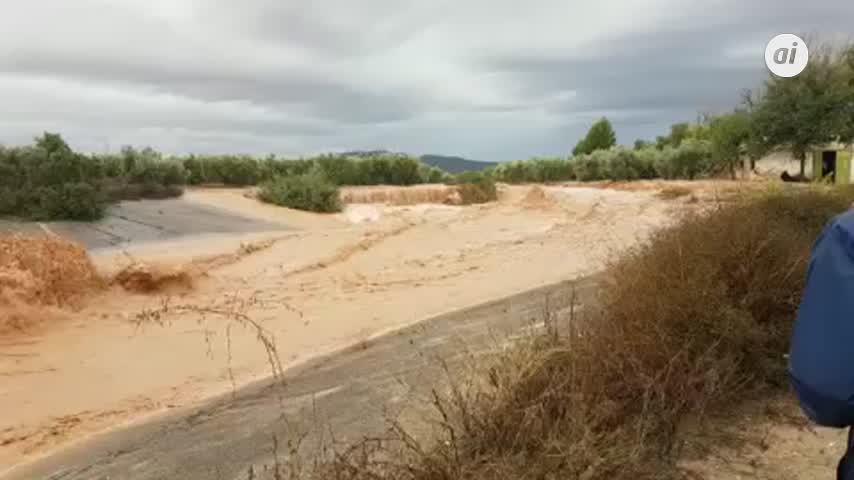 Un centenar de incidentes por las lluvias en la provincia de Sevilla