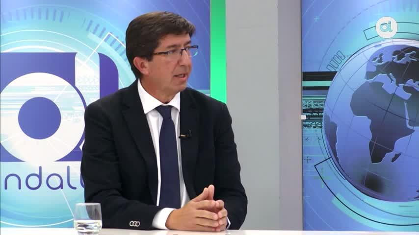 Marín (Cs) insiste en que sus votos no harán presidenta a Susana Díaz