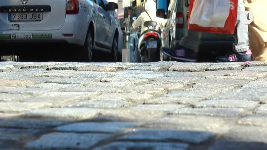 El proyecto del asfaltado de calles del centro suma nuevos apoyos