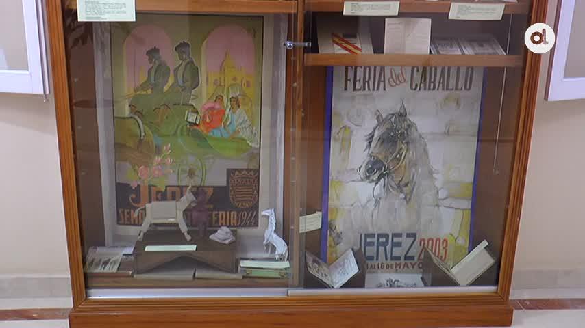 La Biblioteca rinde homenaje al caballo por la Capitalidad Europea