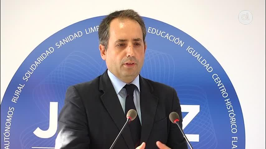 Antonio Saldaña se queda fuera de las listas al Parlamento por Cádiz