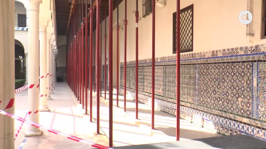El Ayuntamiento sólo ha rehabilitado el 43% de Santa Clara en 17 años