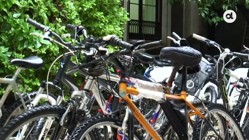 Una oportunidad para recuperar su bicicleta robada