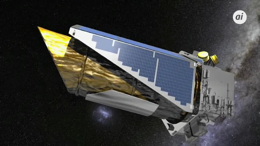 La NASA retira el telescopio Kepler tras agotar su combustible