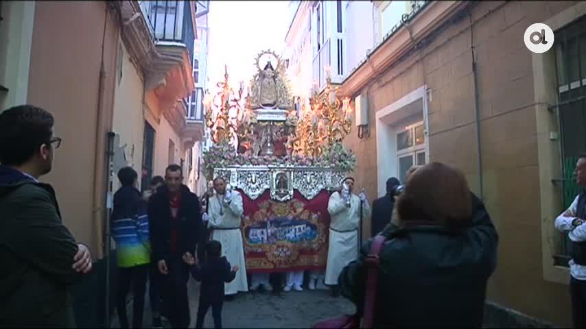 La Mística Palma cierra el tiempo de Glorias en Cádiz