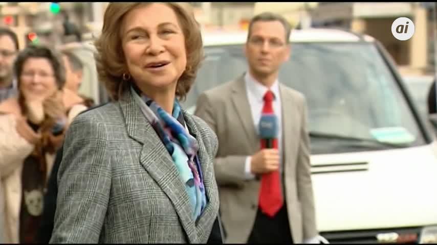 Los 80 años de doña Sofía: Decenas de actividades y volcada en familia
