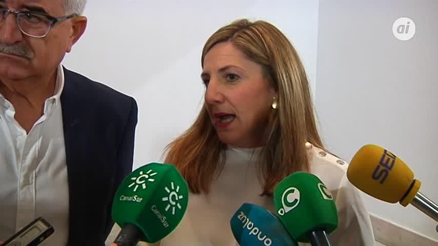 """El PSOE gaditano confronta """"la solvencia"""" ante """"la mala mano del PP"""""""