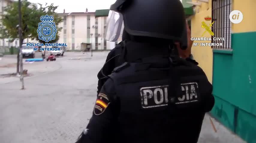 Detenidas 15 personas de una banda que traficaba con heroína
