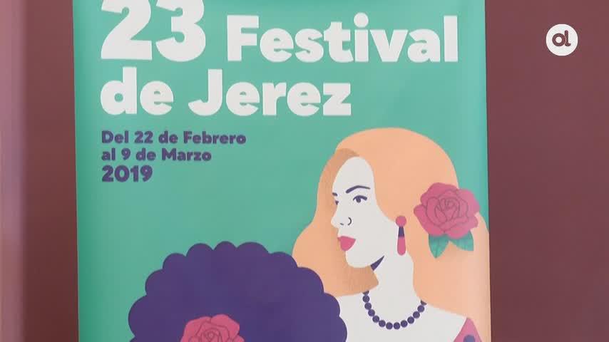 Casi 40 espectáculos componen la programación del Festival de Jerez