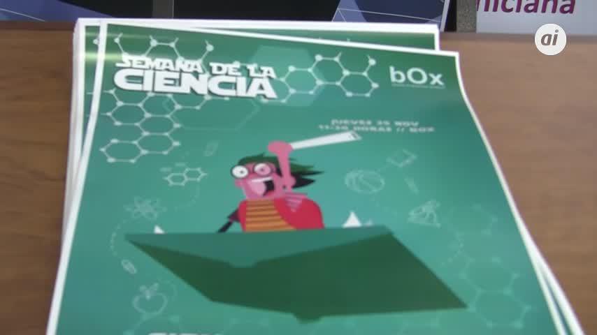 La Semana de la Ciencia aterriza por cuarto año en Chiclana
