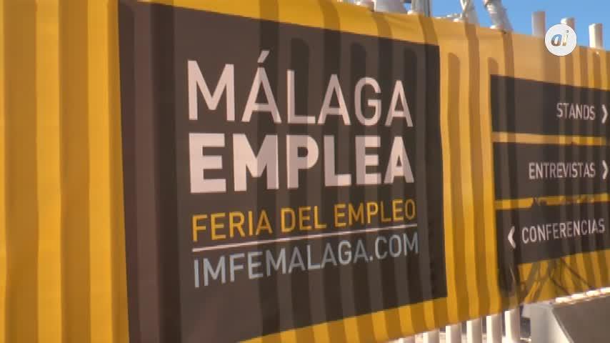 Noria del puerto de Málaga el escenario de 128 entrevistas de empleo