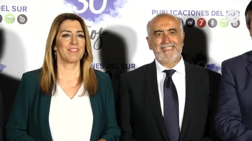Publicaciones del Sur celebra sus 30 años en el Alcázar de Sevilla