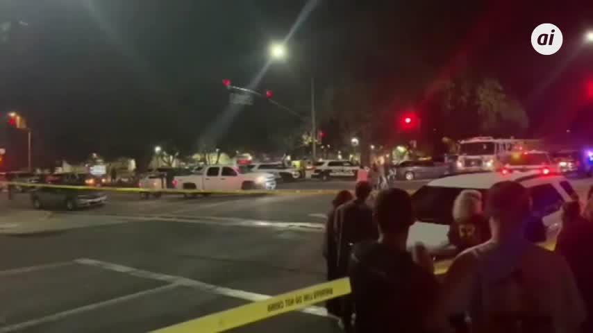 Doce muertos en el tiroteo en un bar de California