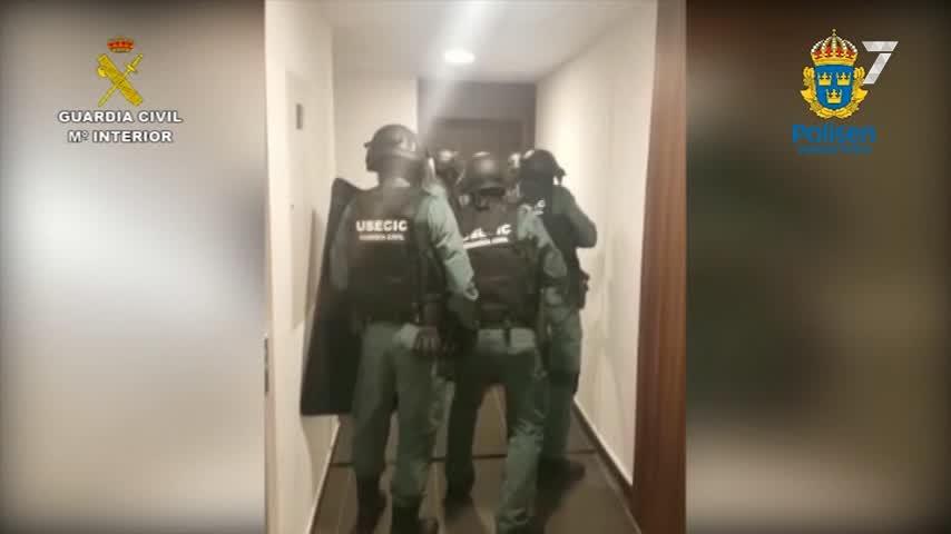 Detenido miembro de la 'Patrulla de la Muerte': iba a matar en Málaga