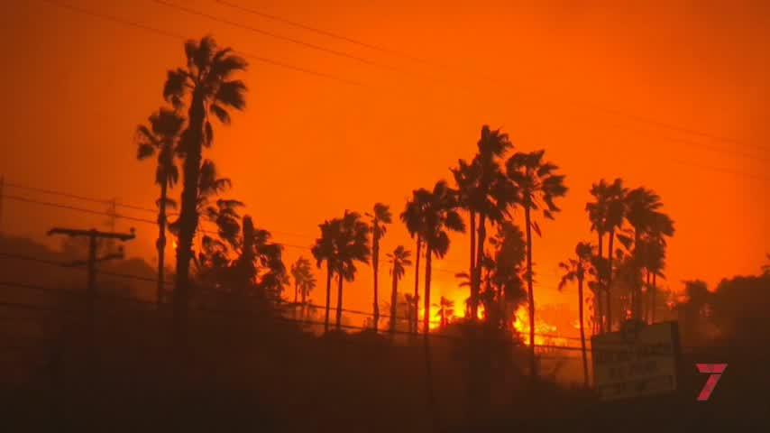Al menos 25 muertos en el incendio del norte de California