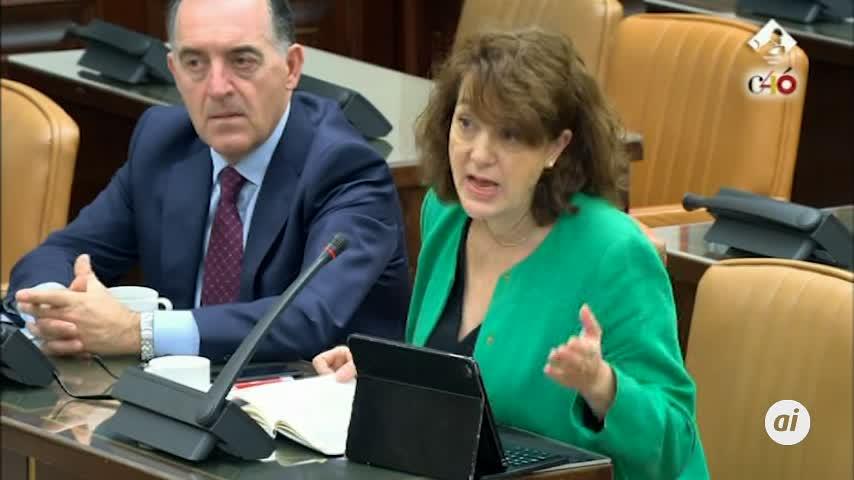 Crespo: los secretarios generales sabían que había financiación ilegal