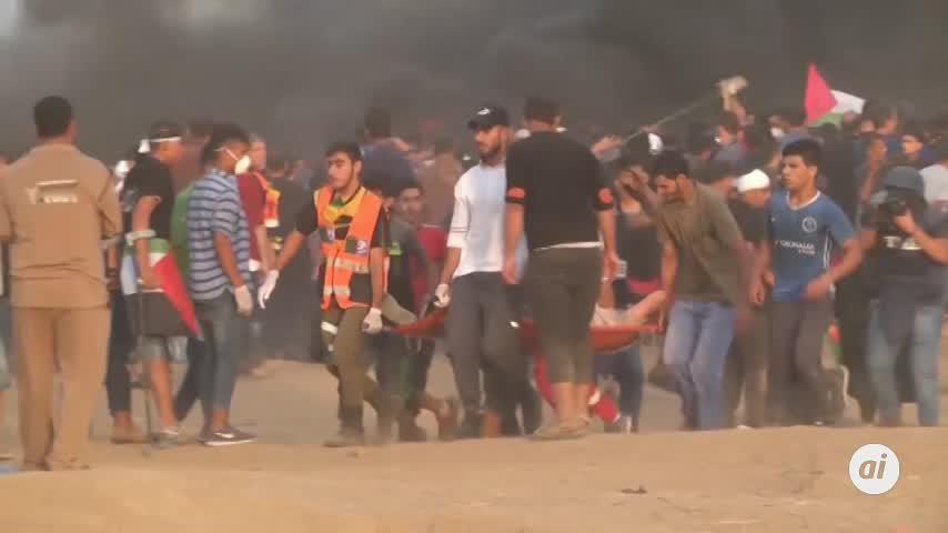 Se mantiene la calma en Gaza tras anuncio de alto el fuego