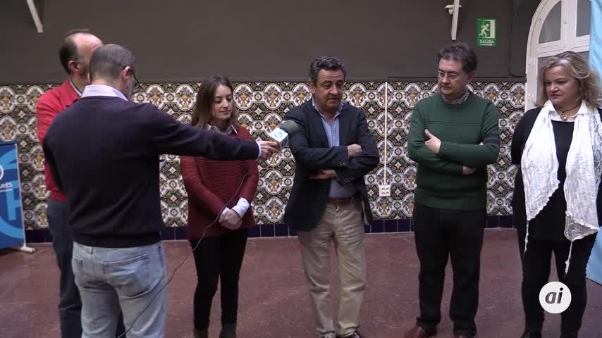 Paco López recibe el premio de la Libertad de Imprenta del PP